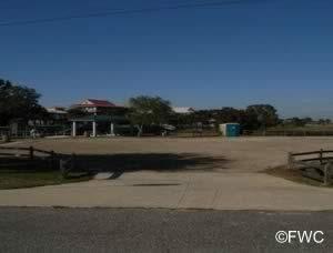 parking at dark island ramp taylor county florida