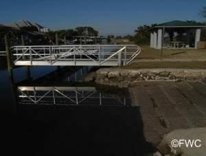 saltwater ramp in taylor county florida dark island