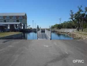 keaton beach florida public boat ramp