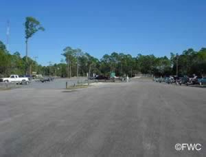 parking at keaton beach florida public boat launching ramp