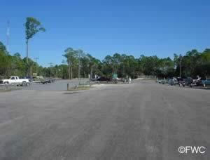 parking at keaton beach florida public boat launching ramp