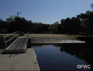 aucilla river ramp
