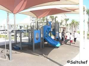 playground at andy romano beachfront park in ormond beach 32176