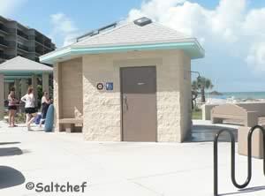 restrooms at esther park
