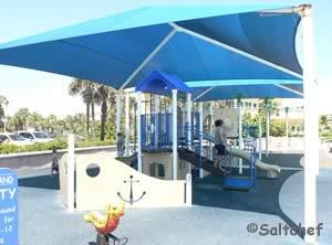 playground at sunsplash park