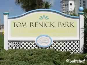 tom renick beach park ormond by the sea