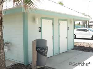restrooms van avenue park