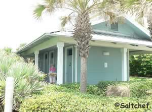 restrooms at winter haven park in ponce inlet florida