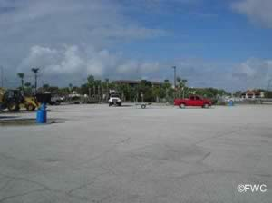 bethune point park boat ramp parking