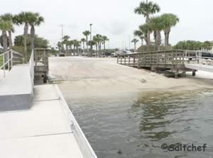 ramp at bethune point