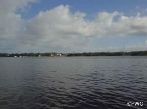 view of the icw from bethune point
