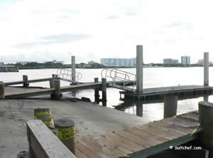 icw boat ramps at port orange park