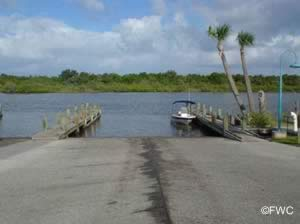 river breeze saltwater boat ramp oak hill florida