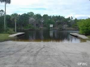 sanchez park ormond beach boat ramp