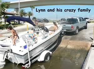 lynn loves his crazy family