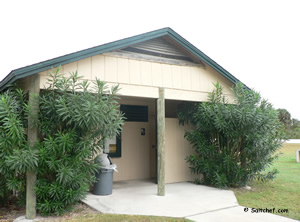 restrooms at high bridge park and boat ramp ormond beach 32176
