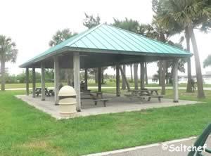 pavilion at manatee island