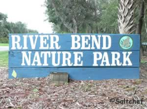 river bend nature park in ormond beach florida