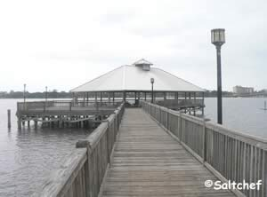 fishing piers daytona ormond beach new smyrna beach