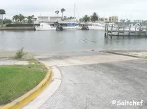 city island ramp