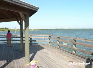 fishing pier edgewater florida 32132
