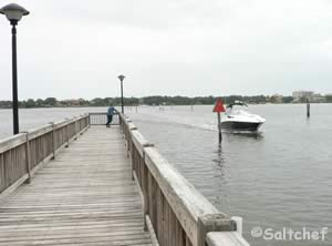 fishing pier ormond beach florida