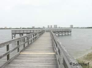 pier on halifax river port orange fl