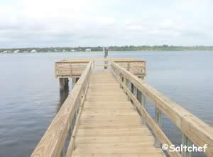 intercoastal fishing dock ormond beach