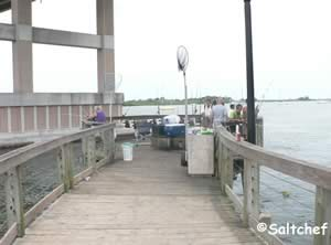 nsb fishing pier