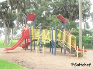 playground at riviera park