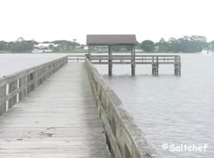 fishing pier holly hill florida 32117