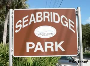 seabridge riverfront park sign