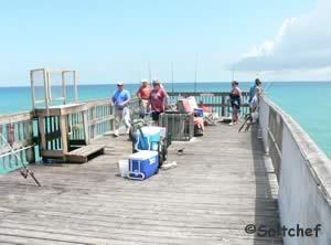 sunglow fishing pier daytona beach