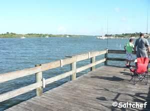 fishing pier 32132