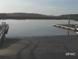 st marks public saltwater boat ramp