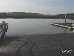 st marks public saltwater boat ramp