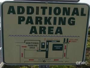 additional parking is available at st marks public ramp