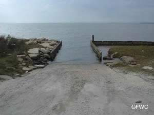 bayfield park boat ramp on 331 causeway