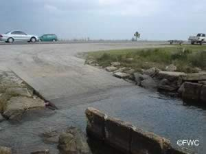 boat ramp on the 331 causeway choctawhatchee bay walton county florida