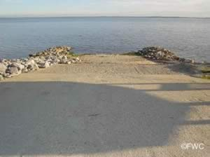saltwater boatramp choctaw beach walton county florida