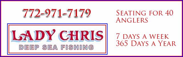 lady chris fishing charters fort pierce fl