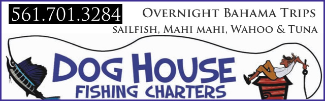 dog house fishing charters fl