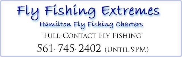 fly fishing fishing extremes charters jupiter fl