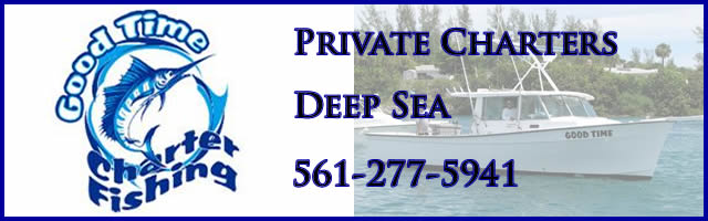good time fishing charters jupiter fl