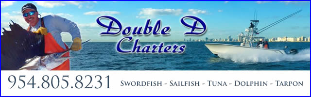 double d fishing charters miami fl