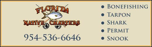 florida native fishing charters miami fl