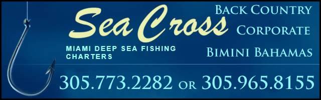 sea cross deep sea fishing miami fl