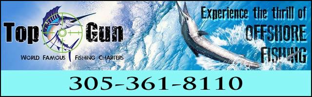 top gun fishing charters miami fl