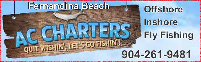 ac fishing charters amelia island and fernandina beach