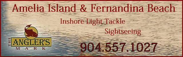 anglers mark charters fernandina